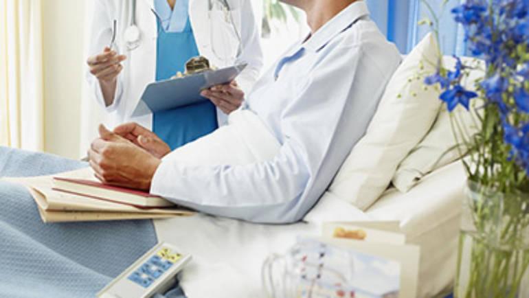 En qué consiste el servicio de Hospitalización de ACUNSA