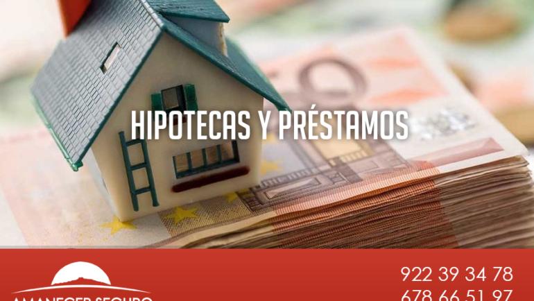 Hipotecas y Préstamos
